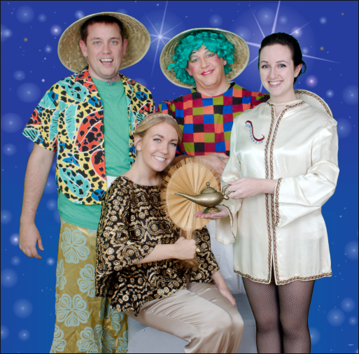 Aladdin Broxbourne Panto Photo