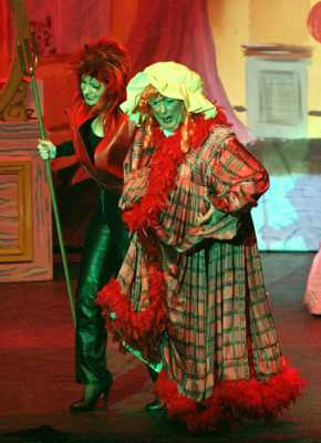 Cinderella Pantomime, Broxbourne -- More Pictures (Part 3)