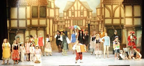 Dick Whittington Pantomime at Broxbourne Civic Hall January 2007