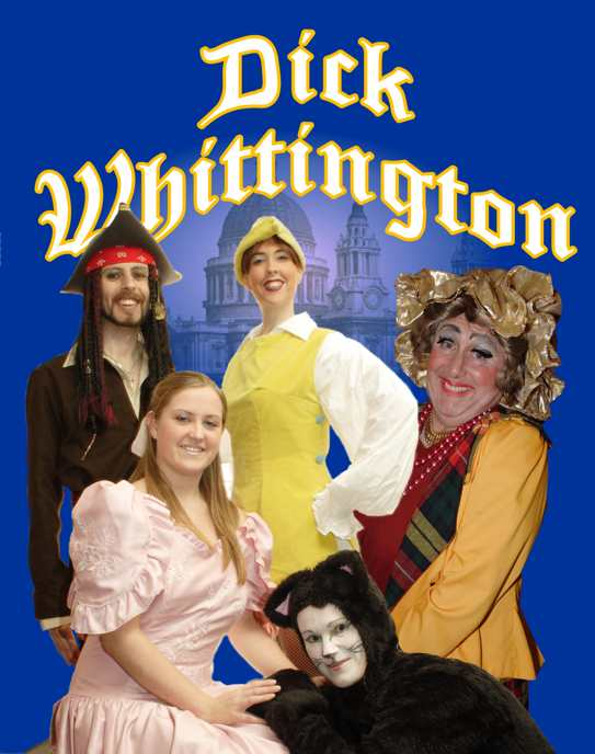 Photo picture Dick Whittington Broxbourne Pantomime 2006/2007