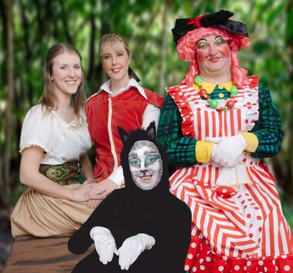 Dick Whittington Panto Broxbourne
